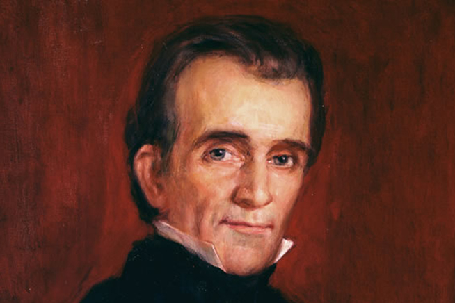 Will Paul Ryan follow James Polk's playbook?