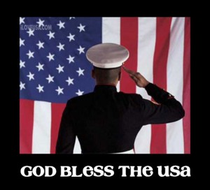 God Bless the USA by Lee Greenwood