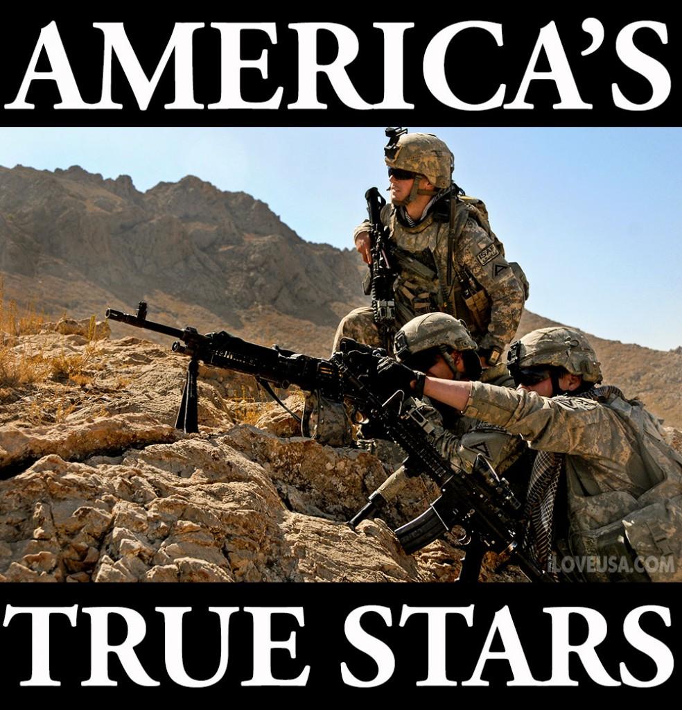 America's True Stars