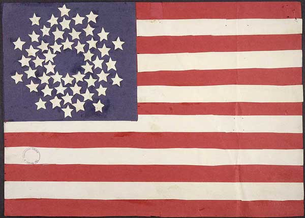 Proposed New USA Flag