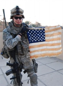 Protector of our flag.