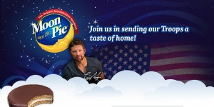 Send Troops a Moon Pie