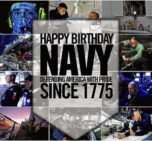 NavyBirthdayPoster