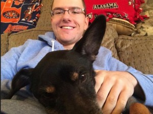 Home for Christmas U.S. Air Force trainee finds beloved dog Buddy with help from strangers