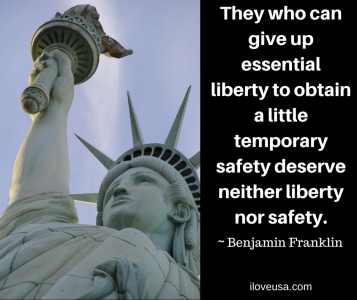 They who can give up essentialliberty to