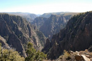Black Canyon Gunnison National Park