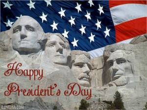 Happy Presidnet's Day