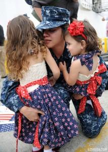 Military Homecoming
