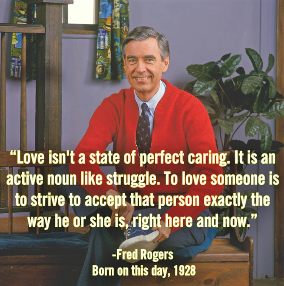 Fred Rogers Birthday