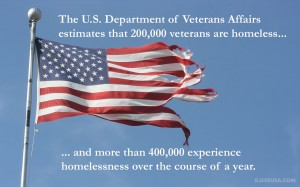 Veterans Homeless